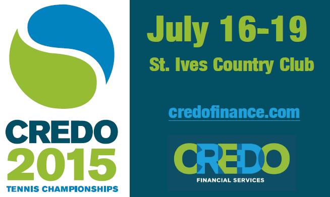 2015 Credo Tennis Tournament